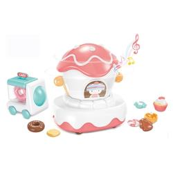 【Mini Candy】糖果計劃系列  - 蛋糕巡遊花車