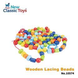 【荷蘭New Classic Toys】木製DIY串珠盒 10574