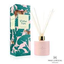 英國 Wax Lyrical 動物系列 Vintage Palm 復古棕櫚獵豹 200ml 室內擴香