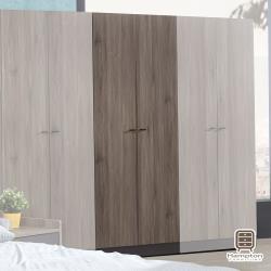 【Hampton 漢汀堡】艾瑞恩系列2.7尺單吊衣櫥