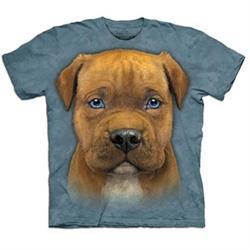 摩達客 自然純棉系列  小比特犬 T恤