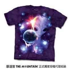 摩達客自然純棉系列 ET與地球 T恤