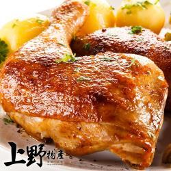 【上野物產】無骨嚴選厚切雞腿排 (150g土10%/片) x1
