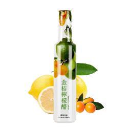 金桔檸檬醋(100%純果釀)2入一組【釀美舖 總代理-台灣御品】