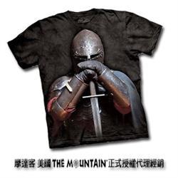 【摩達客】自然純棉系列  盔甲騎士 T恤