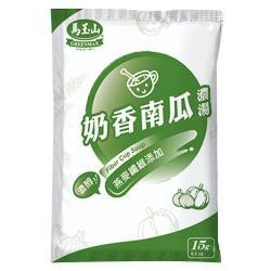 馬玉山 奶香南瓜濃湯(3入/盒)