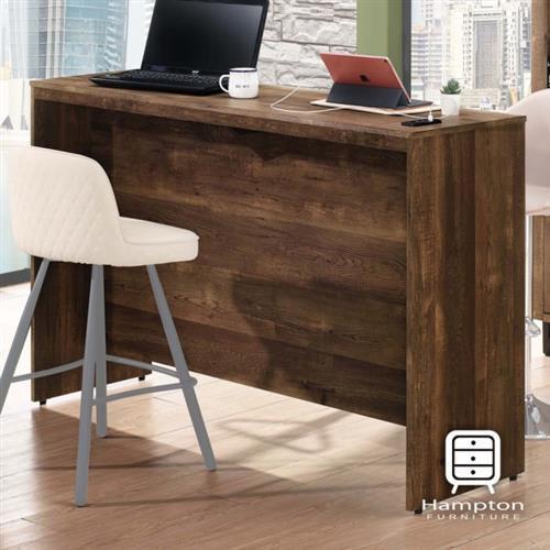 【Hampton 漢汀堡】克勞德系列工業風5尺吧檯工作桌