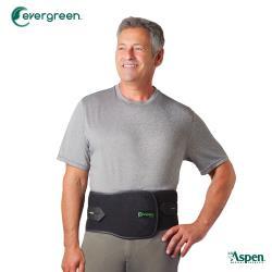 【又強】ASPEN EVERGREEN 627 Lumbar背架護腰-黑(耶思本脊椎裝具(未滅菌))