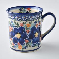 波蘭陶 春遊系列 濃縮咖啡杯 250ml 波蘭手工製