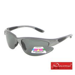 Docomo舒適偏光運動型太陽眼鏡  超輕款防爆眼鏡  零負擔設計  加贈眼鏡副片 專業運動用眼鏡