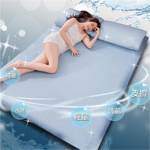 內外織物AIRFit+零重力涼感透氣支撐床墊-雙人