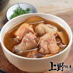 【上野物產】台灣美味鮮饌 麻油雞醬包(150g土10%/包 固形物30g) x1包
