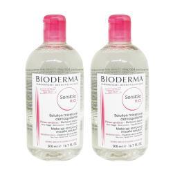 BIODERMA 高效潔膚液 500ml 兩入組