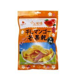 【巧益】小三滋味-芒果乾 120g/包