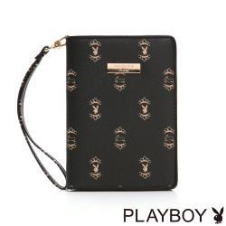 【PLAYBOY】護照夾  Choco Bunny 巧克兔兔