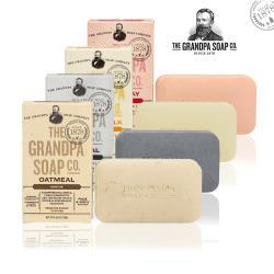 Grandpas Soap 神奇爺爺 專業嫩膚淨白組4入組 4.25oz x4