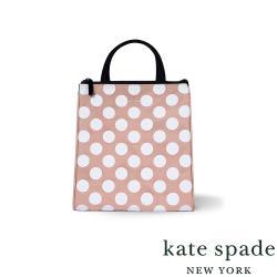 美國 Kate Spade Jumbo Dot 波卡圓點 多功能手提袋