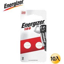 Energizer勁量189_LR54.1130 鈕扣 鹼性電池10入