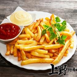 【上野物產】芝加哥道地美式細脆薯 (500g/包) x10