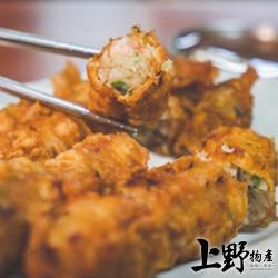 【上野物產】台灣製春雞白玉捲(280g±10%/10條/包)x5包