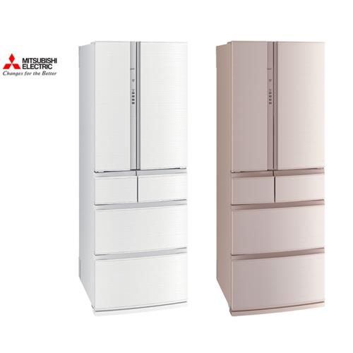 MITSUBISHI三菱日本製513L一級能效六門變頻冰箱