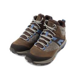MERRELL ZION GORE-TEX 防水郊山健行鞋 棕/淺紫 ML18822 女鞋