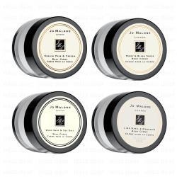 JO MALONE 經典潤膚霜15ml(多款任選)(小蒼蘭、牡丹與粉紅、鼠尾草、青檸羅勒)