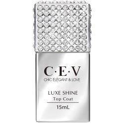 Luxe Shine 極緻釉光指彩 #9318 專屬亮甲油 CEV指甲油