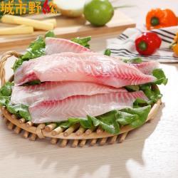【城市野炊】嚴選新鮮台灣鯛魚片 - 60片