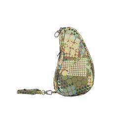 【Healthy Back Bag】水滴單肩側背包-Lb 叢林派對
