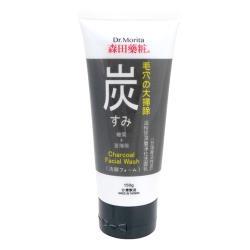 森田藥粧 活性炭深層淨化洗面乳150G