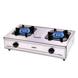 【SAMPO聲寶】安全瓦斯爐(天然瓦斯NG1) GS-K0EN