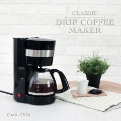 KINYO 1.25L滴漏式咖啡機CMH-7570