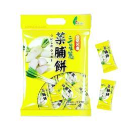 【台灣世家】三星蔥菜脯餅 330g/包