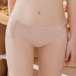 【瑪登瑪朵】Soft Up  低腰平口褲(玫瑰膚)