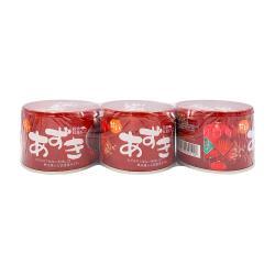 【大寮區農會】穀物紅蜜紅豆 200公克/瓶(3入組)