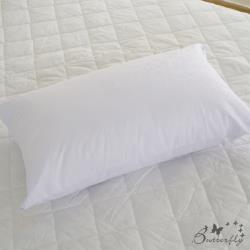 BUTTERFLY-台灣製造-蒙娜麗莎特高3KG舒適特級羽絲枕二入