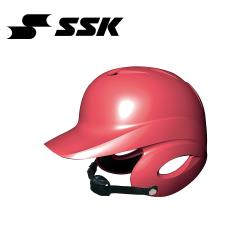 SSK 日本進口打擊頭盔 紅色 H5500-20