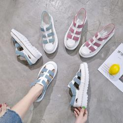 【Alice 】 (預購) 搶鮮購清涼夏季簍空涼鞋