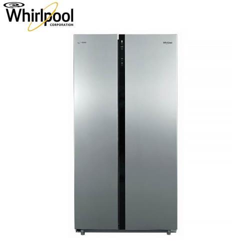 買就送炒鍋【Whirlpool惠而浦】590公升對開雙門冰箱