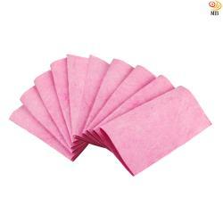 月陽超值10入29X29加厚天然椰殼細纖維不卡油抹布洗碗巾擦車巾(292910)
