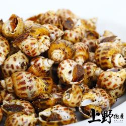 【上野物產】產地直送 野生印度鳳螺(400g±10%/包) x4包