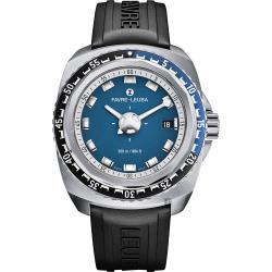 FAVRE-LEUBA 域峰 RAIDER Deep Blue 300米潛水機械錶-41mm 00.10106.08.52.31