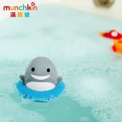 任-munchkin滿趣健-鯊魚轉轉樂洗澡玩具