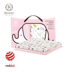 【Roaze 柔仕】 舒眠豆毯(薄款) -耶誕白熊