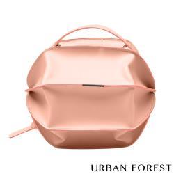 URBAN FOREST都市之森 仙人掌-洗漱包/盥洗包 (XL加大號) 櫻花粉