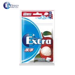 【Extra】海鹽荔枝潔淨無糖口香糖(44粒超值包)