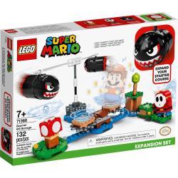 LEGO樂高積木 71366 Super Mario系列 - 大炮彈刺客