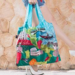 [日上川良品] 收納折疊春捲環保袋-8款