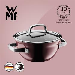 德國WMF Fusiontec 調理鍋 20cm 2.3L(金屬玫瑰 赭紅色)